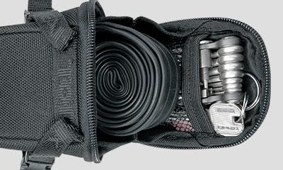 Topeak Wedge Pack II Medium Seat Bag With Quick Release