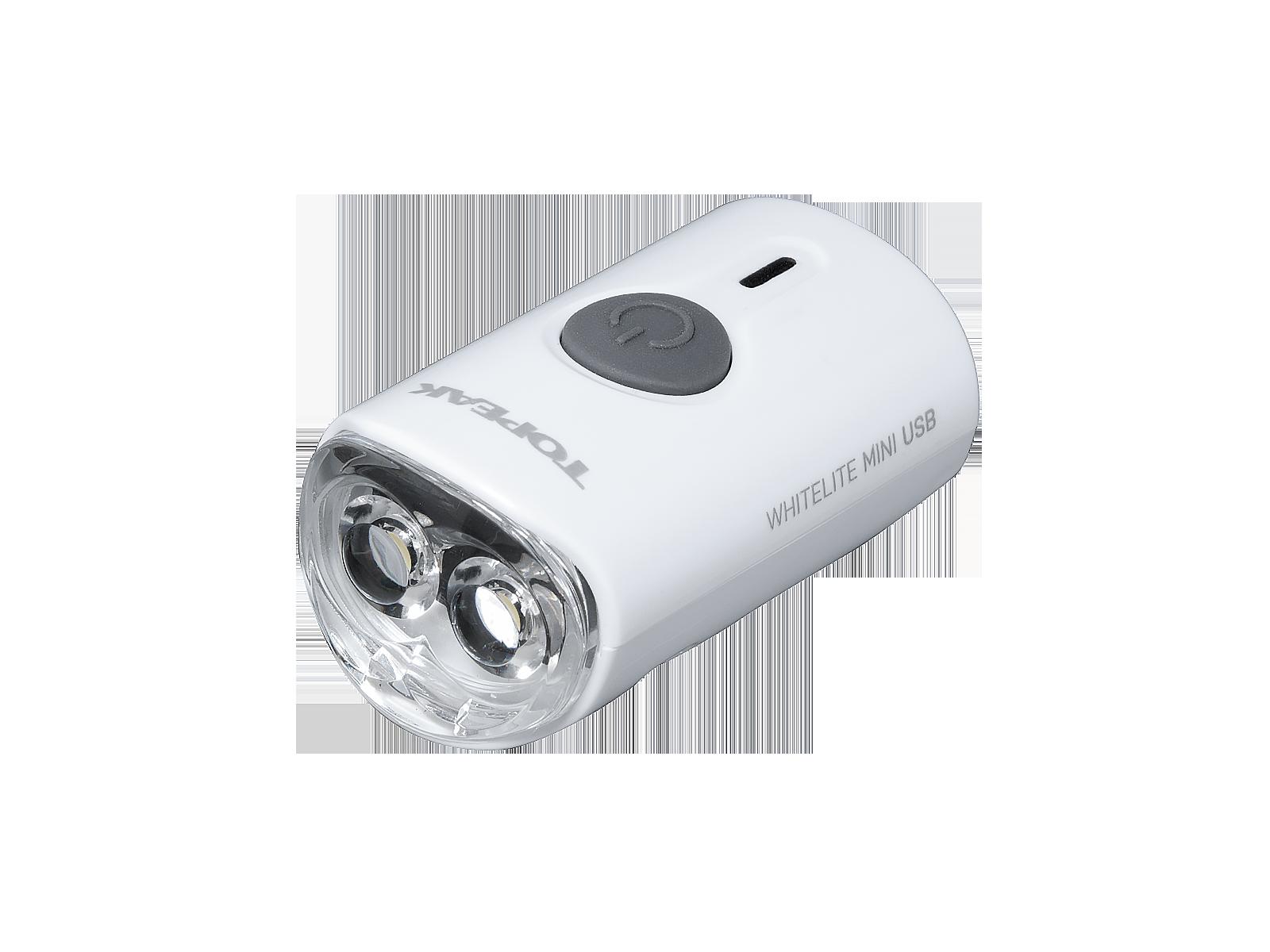 WHITELITE® MINI USB | Topeak
