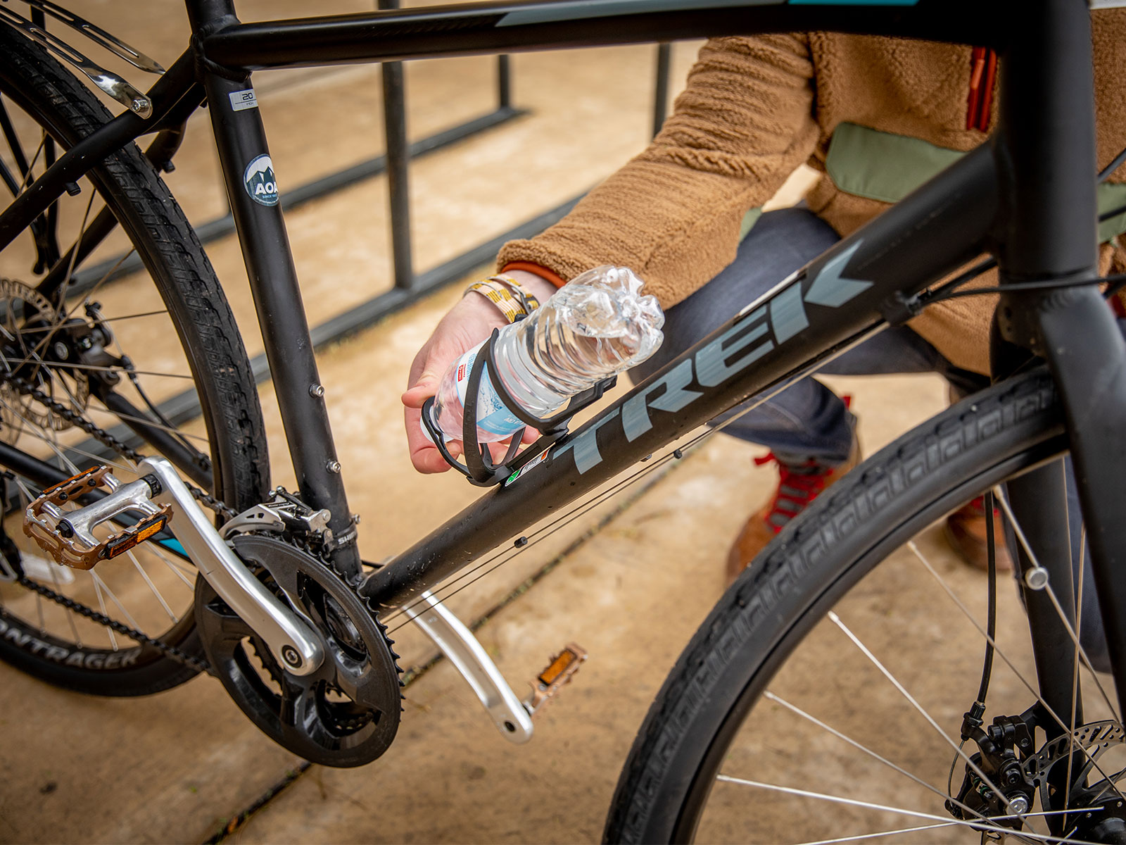 NINJA PET BOTTLE MOUNT | Topeak