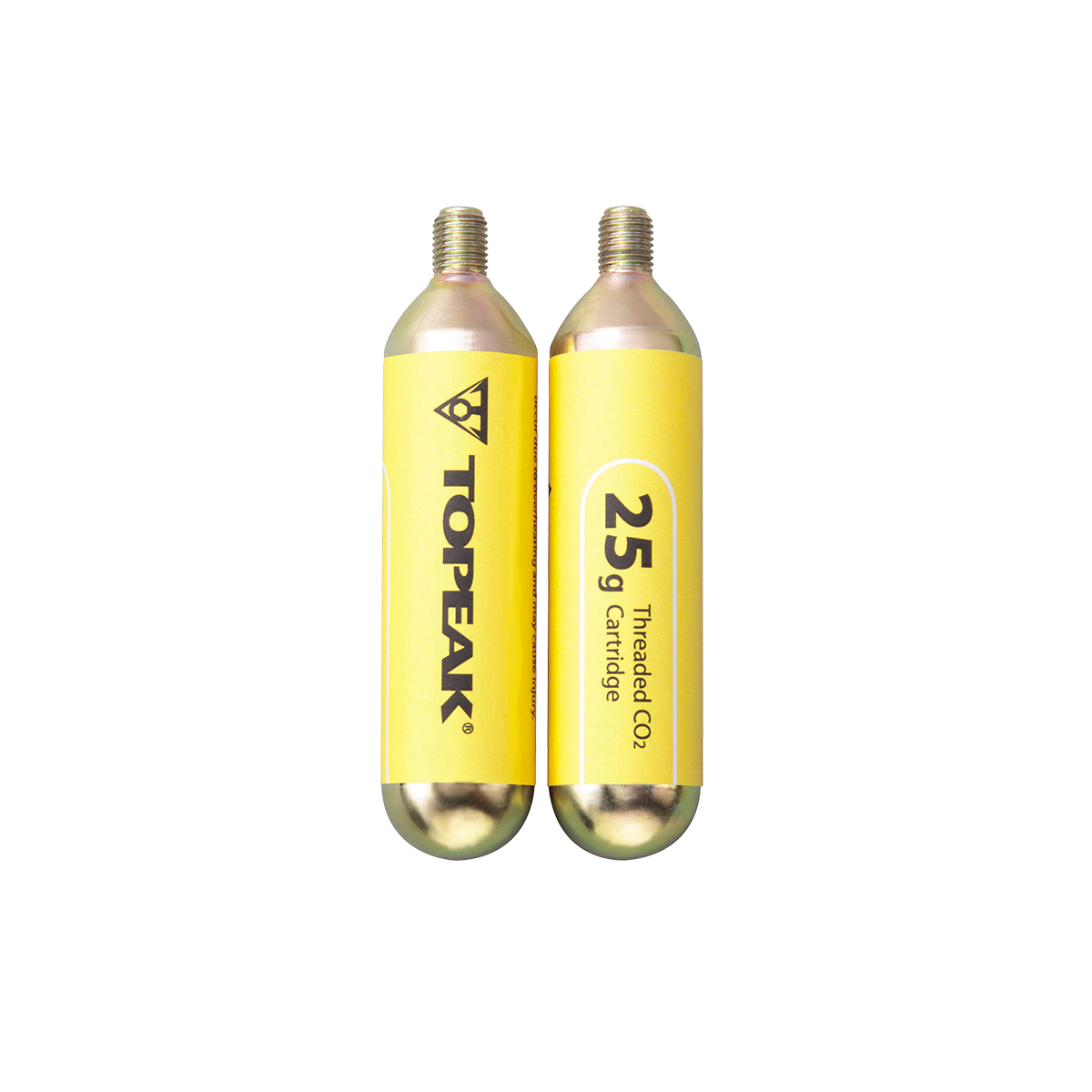 25G THREADED CO2 CARTRIDGE | Topeak