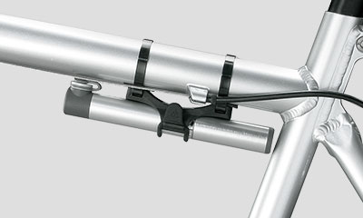 Topeak Micro Rocket Master Blaster Frame Pump Aluminum