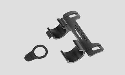 Topeak Roadie DAX dual action pump for Road 26cm 120psi//8.3 bar