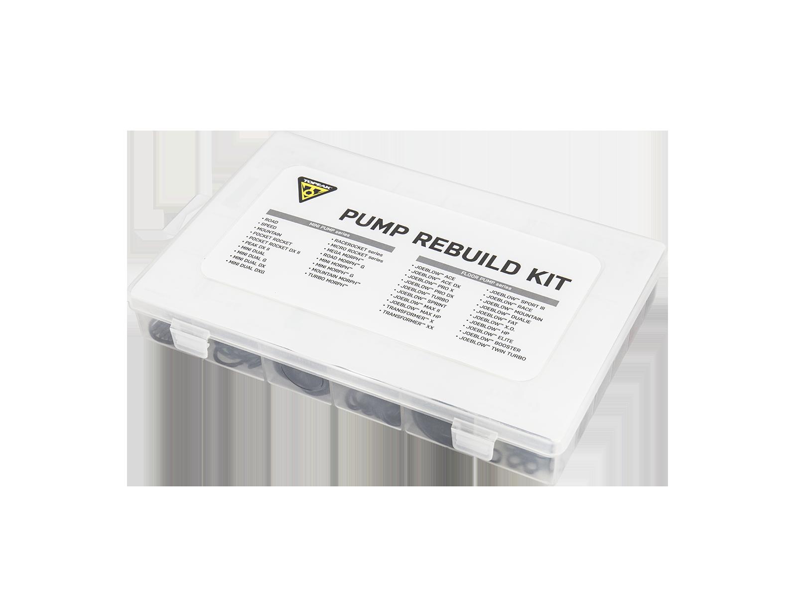 PUMP REBUILD KIT BOX | Topeak