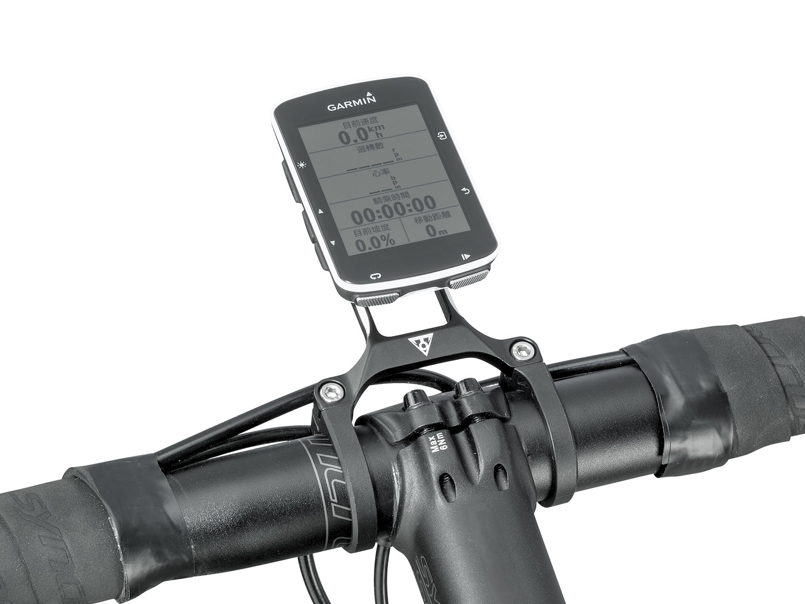 RIDECASE CENTER MOUNT | Topeak