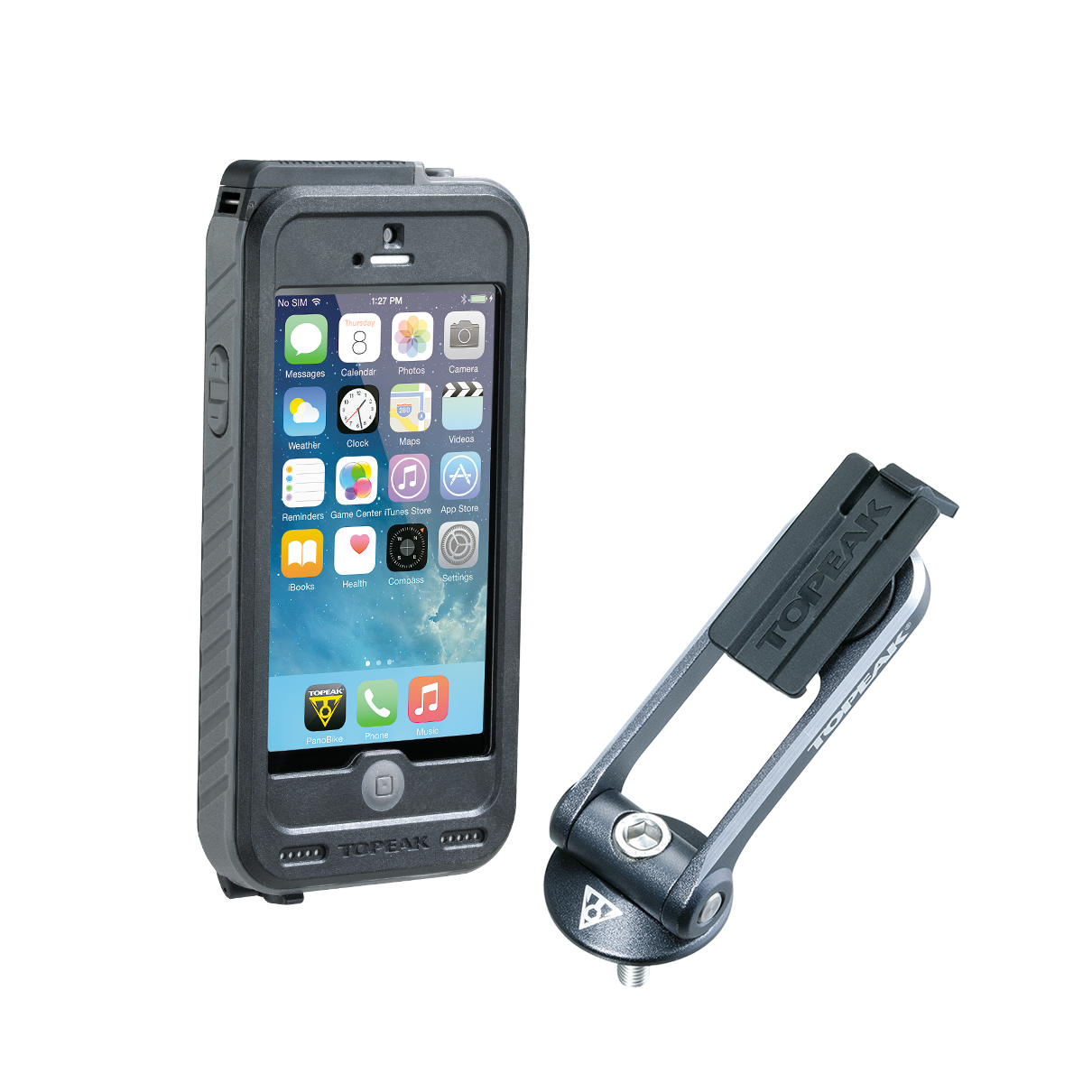 WEATHERPROOF RIDECASE® WITH POWERPACK 3150 MAH | Topeak