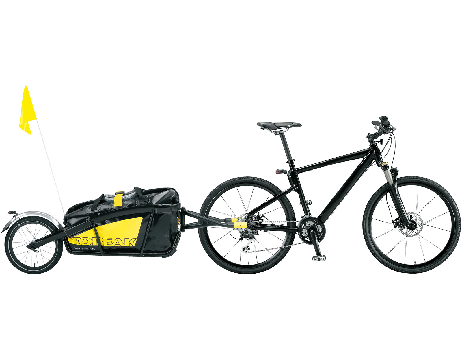 JOURNEY TRAILER und DRYBAG | Topeak