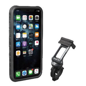 Topeak Ridecase Für iPhone XR Mit Halterung Fahrrad Lenker Handyhülle Schutz Rad